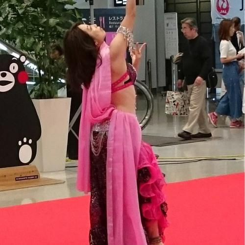 「Yoga」「ベリーダンス」予約