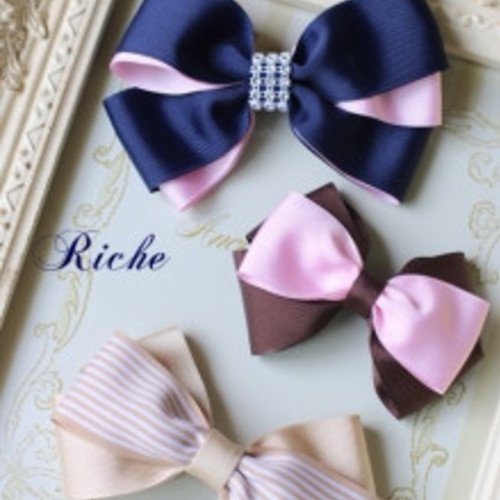 Ribbon couture Rich 単発レッスン