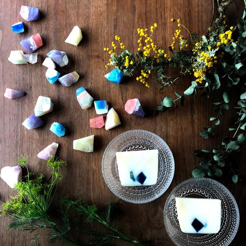 【5/19開催】パワフルオイルを使ったにぴったりな石けん作り(ドリンク・お土産付) 第2回大人女子のアトリエじかん