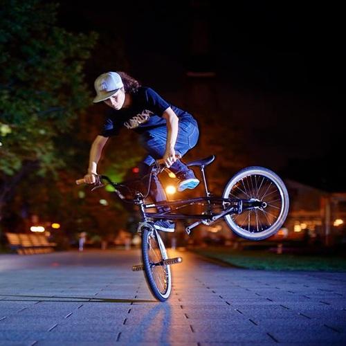 """【秋まで活動休止中です】BMX FLATLAND LESSON 初心者向120分コース / rider """"小野 絵里子"""""""