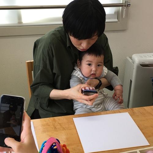 【3/31開催】 手形アート教室