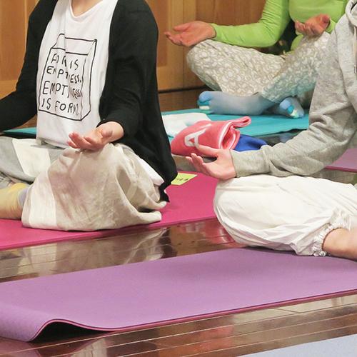 【ソンパチヨガ】〜お寺でヨガ体験〜2018年3月&4月開催予定!