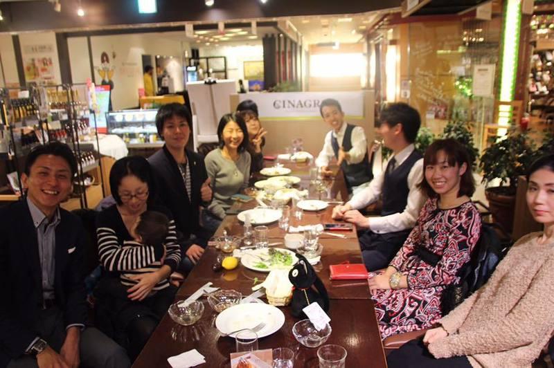 オーガニック健康ランチカフェ会(渋谷)