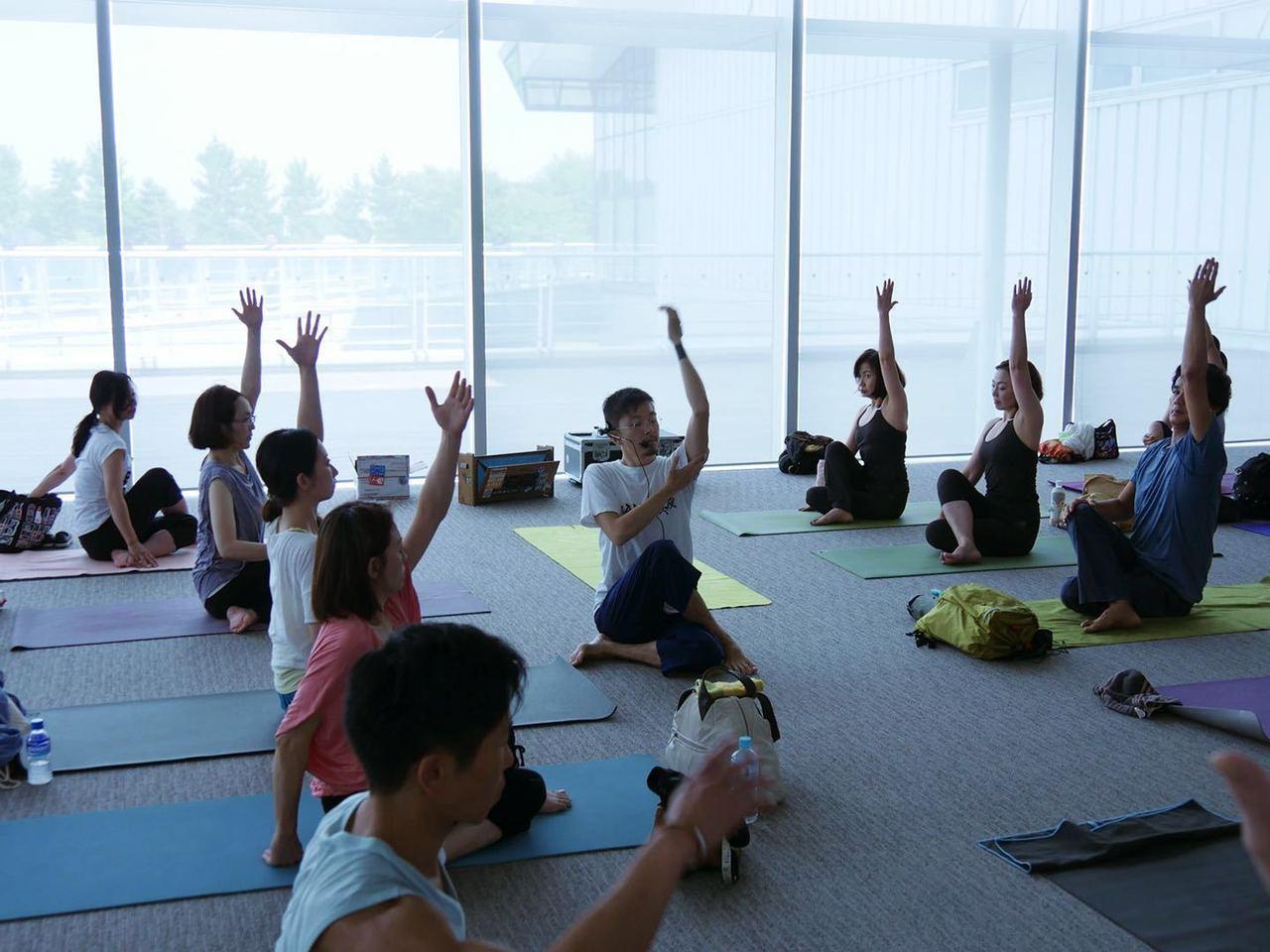 【6/10(日)開催】上海WS Tomo先生による『Jivamukti Yoga Open Class!! 』