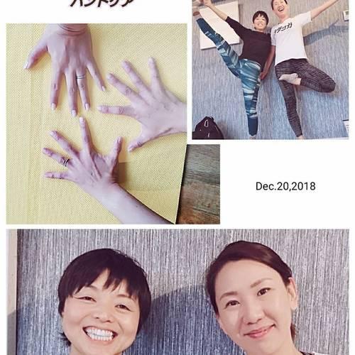 特別WS 【ゆびよが&ハンドケア】宮澤奈美&石島あや