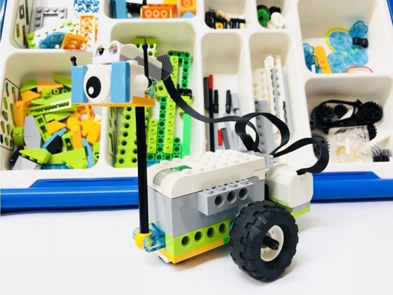 レゴ®WeDo2.0を使った入門プログラミング教室【北】2019年5月12日(日)