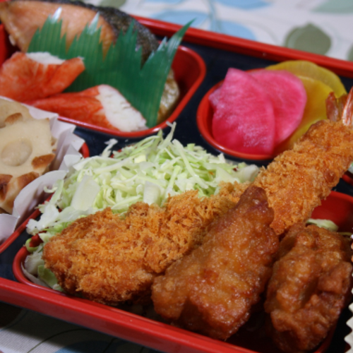 水江事業所お弁当