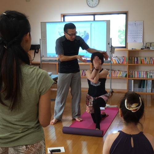 【飯塚市】安部先生から学ぶ解剖学
