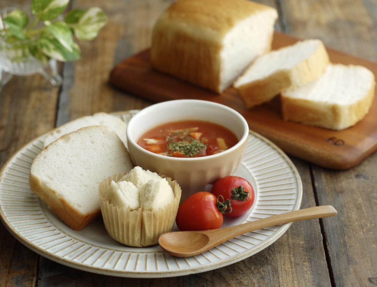 【 Comeconocoオリジナル・パン用米粉のグルテンフリー食パン&蒸しパン 】