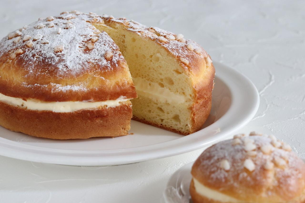 南仏サントロペの銘菓 トロペジェンヌ