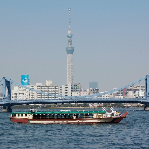 Japanese Dinner Cruise by Yakatabune by Tokyo Bay