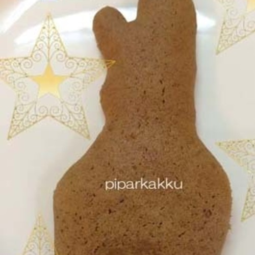 【12/1(土)・23(日)開催】ジンジャークッキーを作るお料理講座