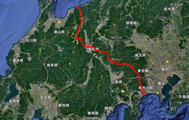 12月17日 山と道の日本縦断ファストパッキングの旅  食事なし