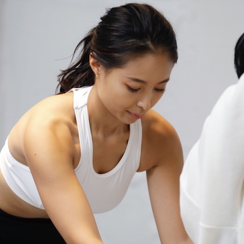 Deep Breathing Yoga -Sivananda- (シヴァナンダ)  NATTY