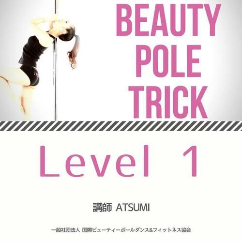 🔰 BPT(ビューティーポールトリック)Level 1 (講師 ATSUMI)