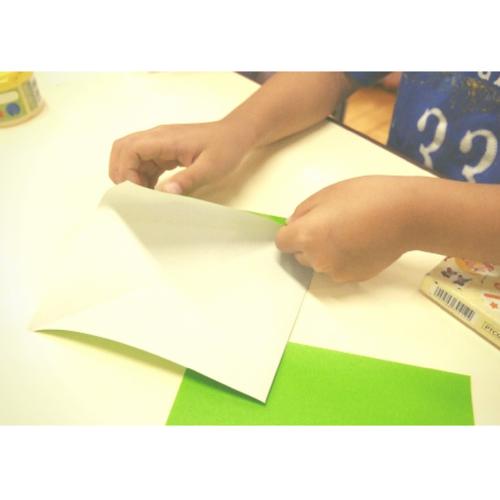 折り紙で自分にしかできない折り紙を作ろう!