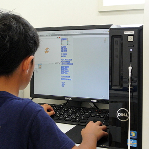 小学生プログラミング教室・夏季短期講座2017・Aコース