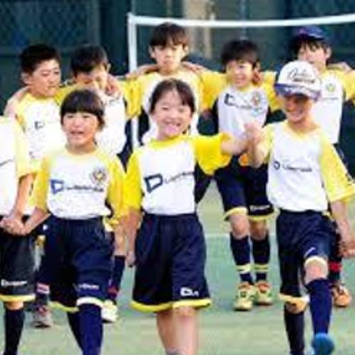 【芳賀小学校】3歳から始められる♪サッカースクール