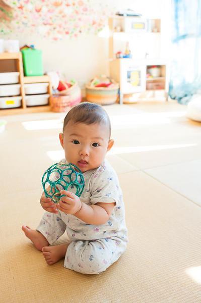 9/13 保育士文恵さんの「そのまんまでOK!〜赤ちゃんの遊びってなんだろう?お話会〜」