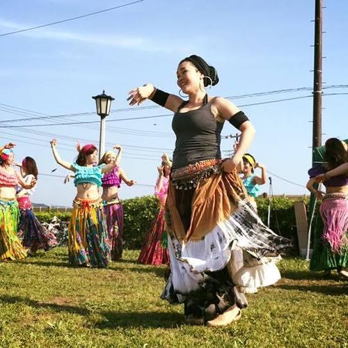 【鎌倉SeeSawクラス】 Lilas - トライバル&ジプシーベリーダンス