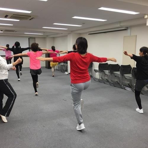 チアダンス教室 1/21(日)14:00〜15:30