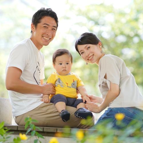 親子撮影のプロが撮るロケーションフォト[五反田ふれあい水辺広場]