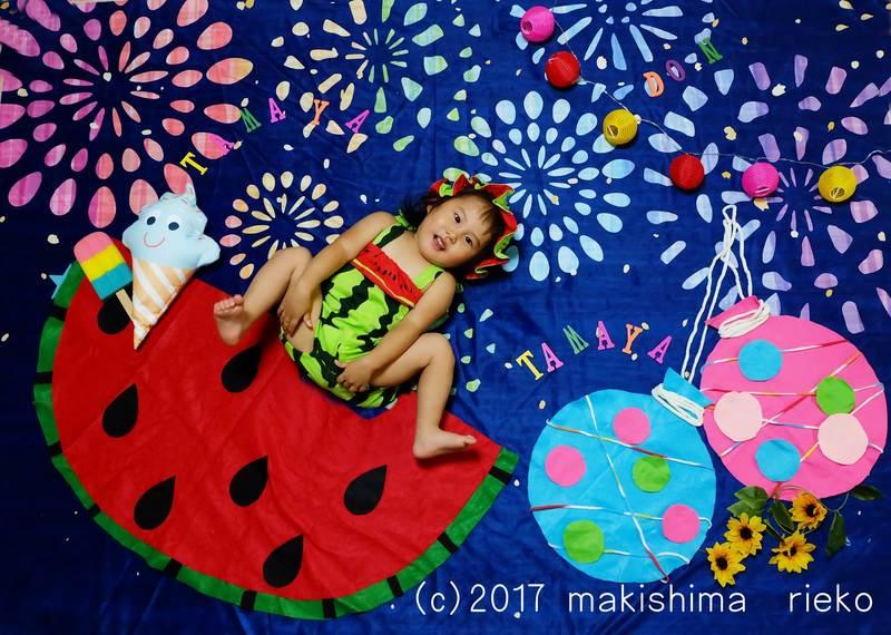 【7月開催】イオンモール筑紫野店(パレットプラザ×おひるねアート撮影会)
