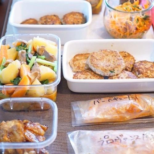 【満員御礼】2月講座「産前産後の食卓レシピ」料理実習vol.2