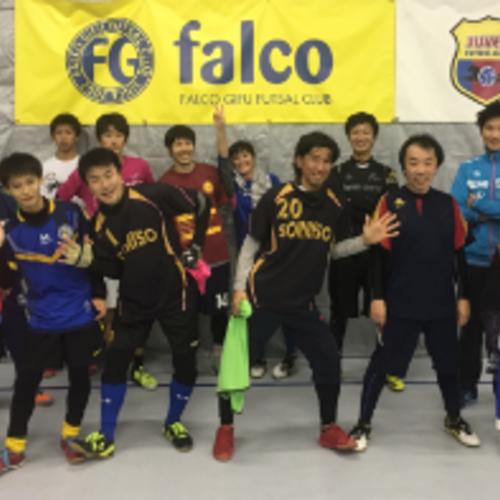 FALCO GIFU エンジョイチーム『Sorriso』(個人参加可能エンジョイチーム)