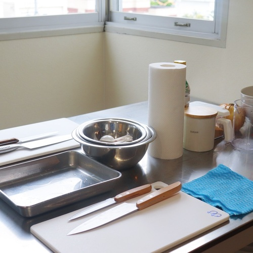 1から学ぶ、料理の目標達成コース(男女共通長期コース)