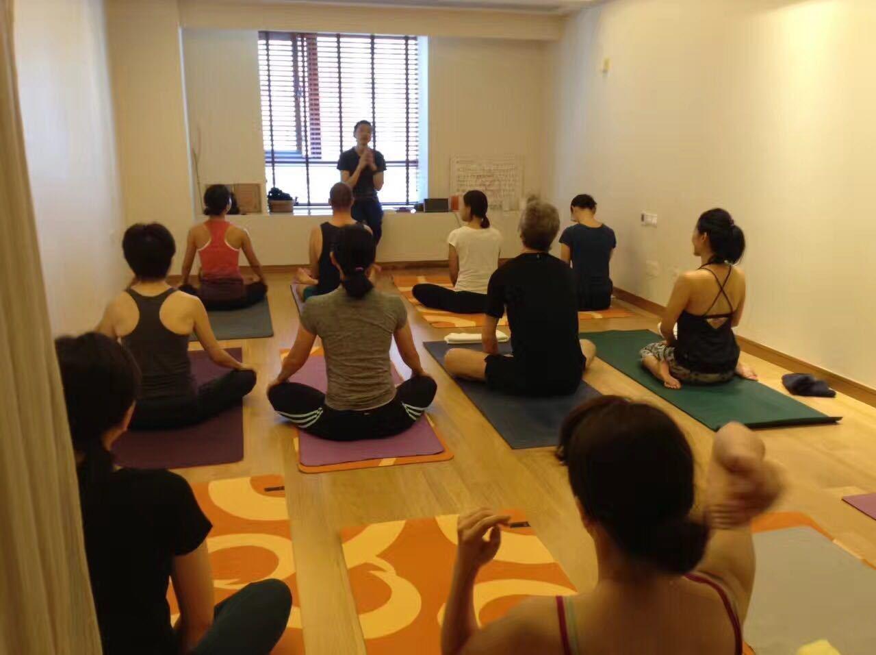 【6/8(金)開催】上海WS Tomo先生による『Pranayama&Meditation WS』