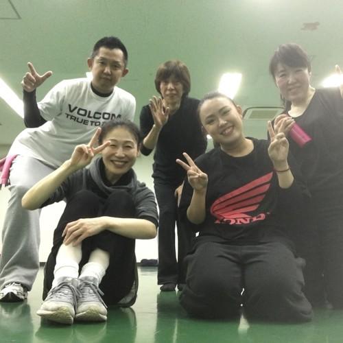 第2回【2018/4/22開催】ダンス基礎からはじめる大人のヒップホップクラス(担当インストラクター:Mey)