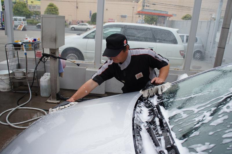 手洗い洗車WEB予約サービス