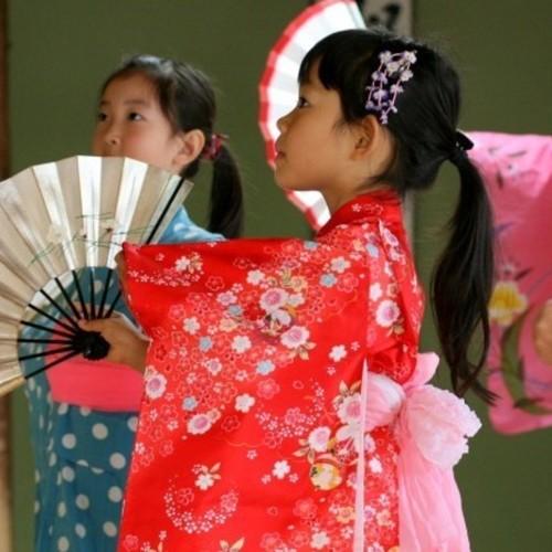 春休み!こども日本舞踊体験