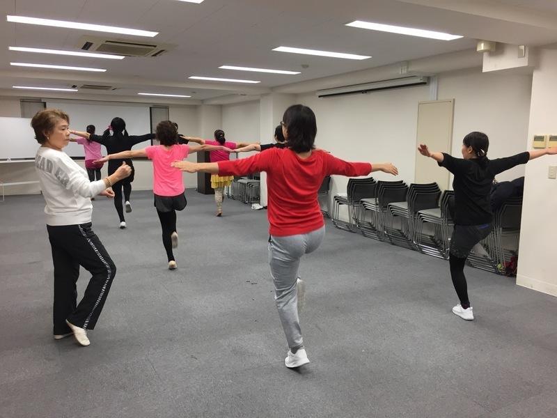 -終了-チアダンス教室 12/10(日)17:30〜19:00
