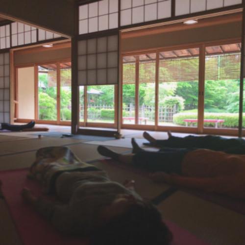 お茶室yoga