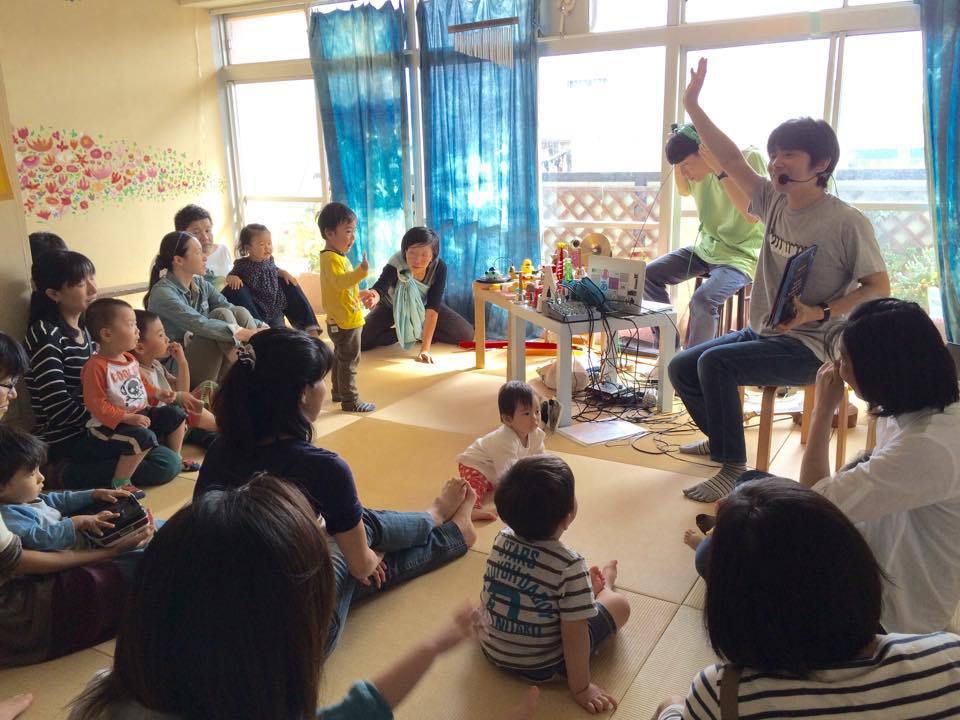 10/29 えほんうた・あそびうたライブ