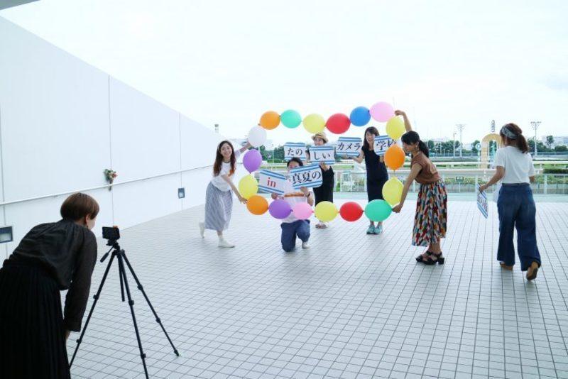 【東京蚤の市の思い出を楽しく残そう!「かんたん♡iPhoneミニ講座」 】