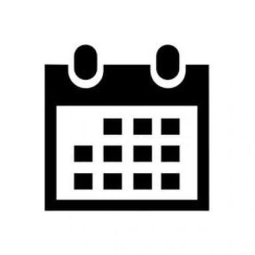 5月予約カレンダー