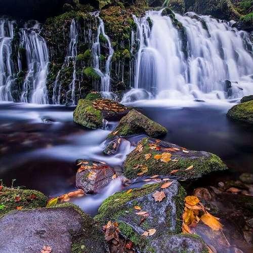 10月13日(土) 秋の元滝伏流水で、渓流をスローシャッターで撮るツアー