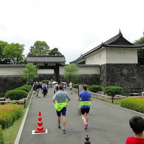 Coto Imperial Palace Run