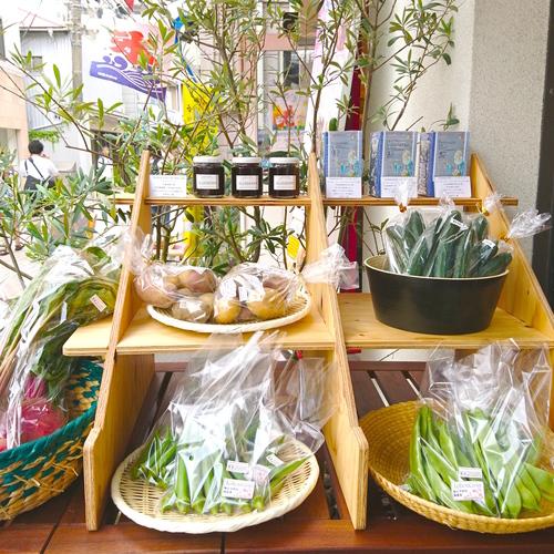 new!「愛ある食卓 Marche/マルシェ&お料理教室 江ノ島」開催スケジュール 8月度