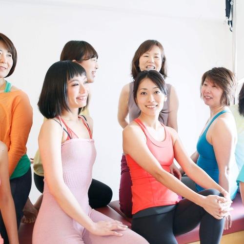 [3月17日開催]Selfeeling Pilates セルフケアコース・養成コース 無料レッスン体験&説明会