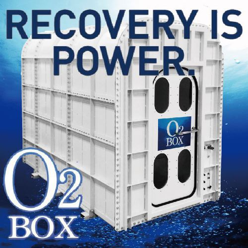 超回復!! 高気圧酸素ボックス【O2 BOX】