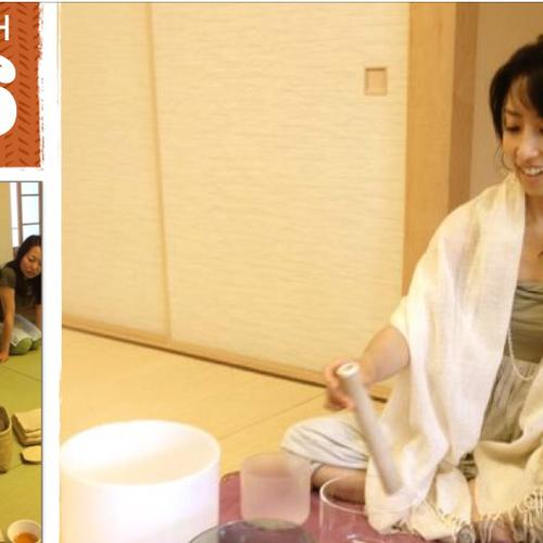 【飯塚市】3/26 経血コントロールのお話会&クリスタルボール&呼吸法とヨガ