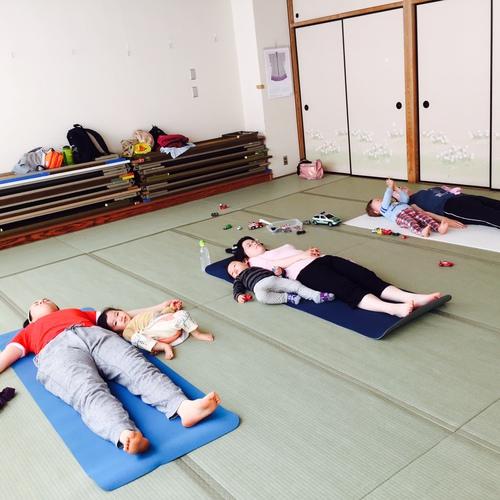 ママyogaクラス
