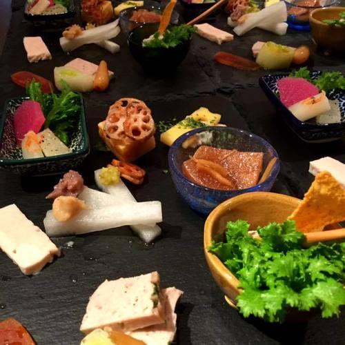 5月21日昭和町(50度洗い低温蒸し食べ比べ会)