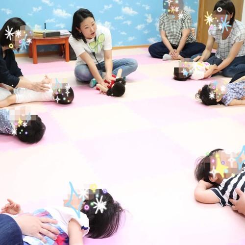 【Baby】7月Babyクラスレッスン♪
