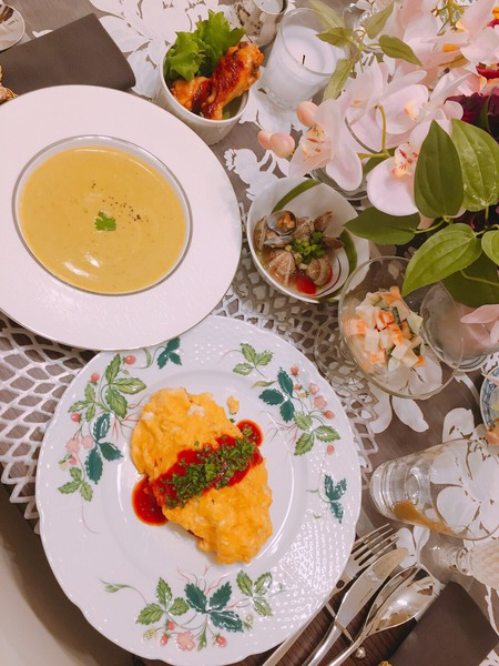 5月6月の洋食レッスン