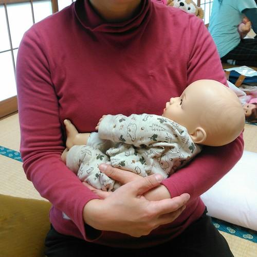 赤ちゃんまるまる育児教室